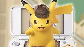 [Act.] Ya está disponible la precarga de Detective Pikachu en la eShop de 3DS, demo disponible en Japón
