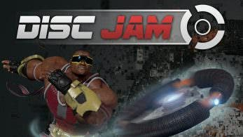 Disc Jam para Switch contará con juego cruzado con PC y multijugador local inalámbrico