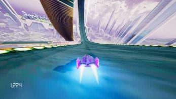 No te pierdas esta impresionante recreación con Unreal Engine 4 de Mute City de F-Zero X