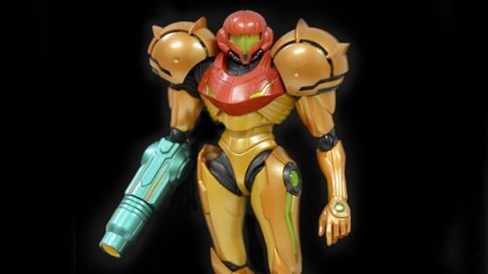 [Act.] Nintendo NY está vendiendo una nueva figura de Samus Aran en Metroid Prime 3: Corruption