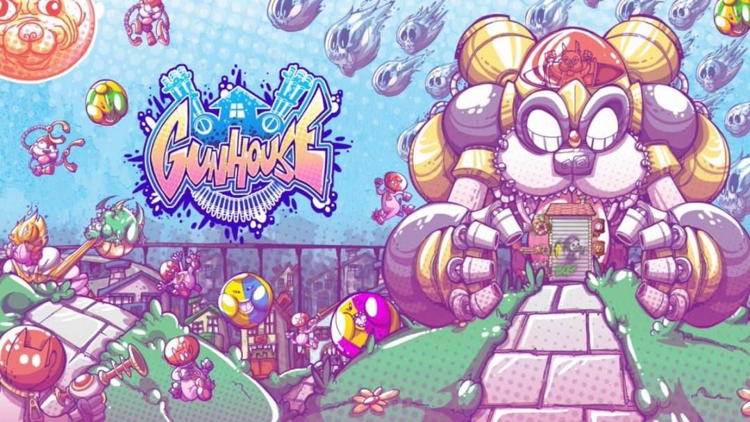 [Act.] Gunhouse está de camino a Nintendo Switch
