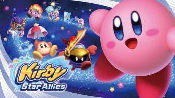 Ventas de la semana en Reino Unido: Kirby Star Allies lo más vendido de Nintendo (17/3/18)