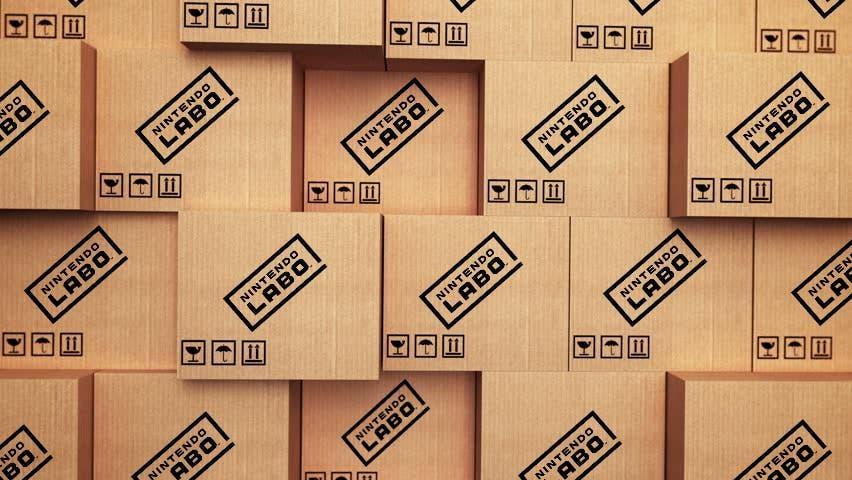 Rengo parece ser el fabricante que suministra el cartón utilizado para Nintendo Labo