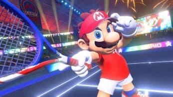 Tres nuevos personajes de Mario Tennis Aces parecen haberse filtrado