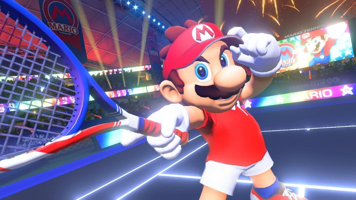 La actualización de lanzamiento de Mario Tennis Aces ya está disponible y esto es todo lo que incluye