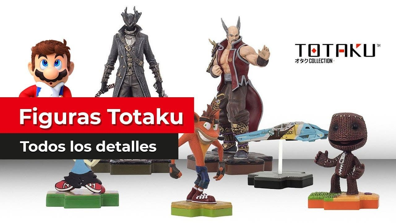[Vídeo] ¿Qué son las figuras Totaku Collection? Primeros detalles