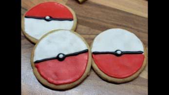 Aprende a hacer estas geniales Pokégalletas con Cocina Geek