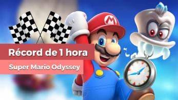 [Vídeo] Superan Super Mario Odyssey en poco más de una hora: ¿cómo lo han conseguido?