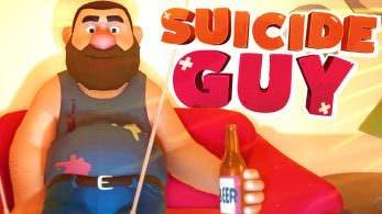 Suicide Guy confirma su llegada a Nintendo Switch para el 10 de mayo
