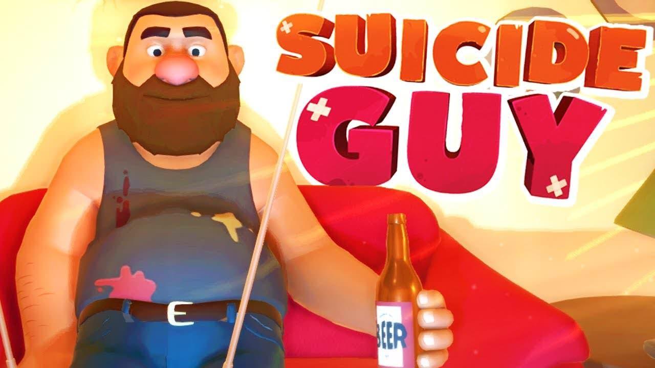 Suicide Guy se estrenará en Nintendo Switch el próximo mes