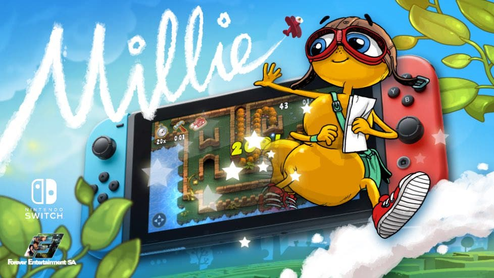 [Act.] Millie está de camino a Nintendo Switch