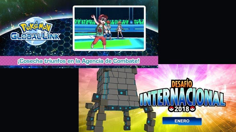 Ya ha comenzado el tercer minijuego global de Pokémon Ultrasol y Ultraluna, anunciado el Desafío Internacional de enero de 2018