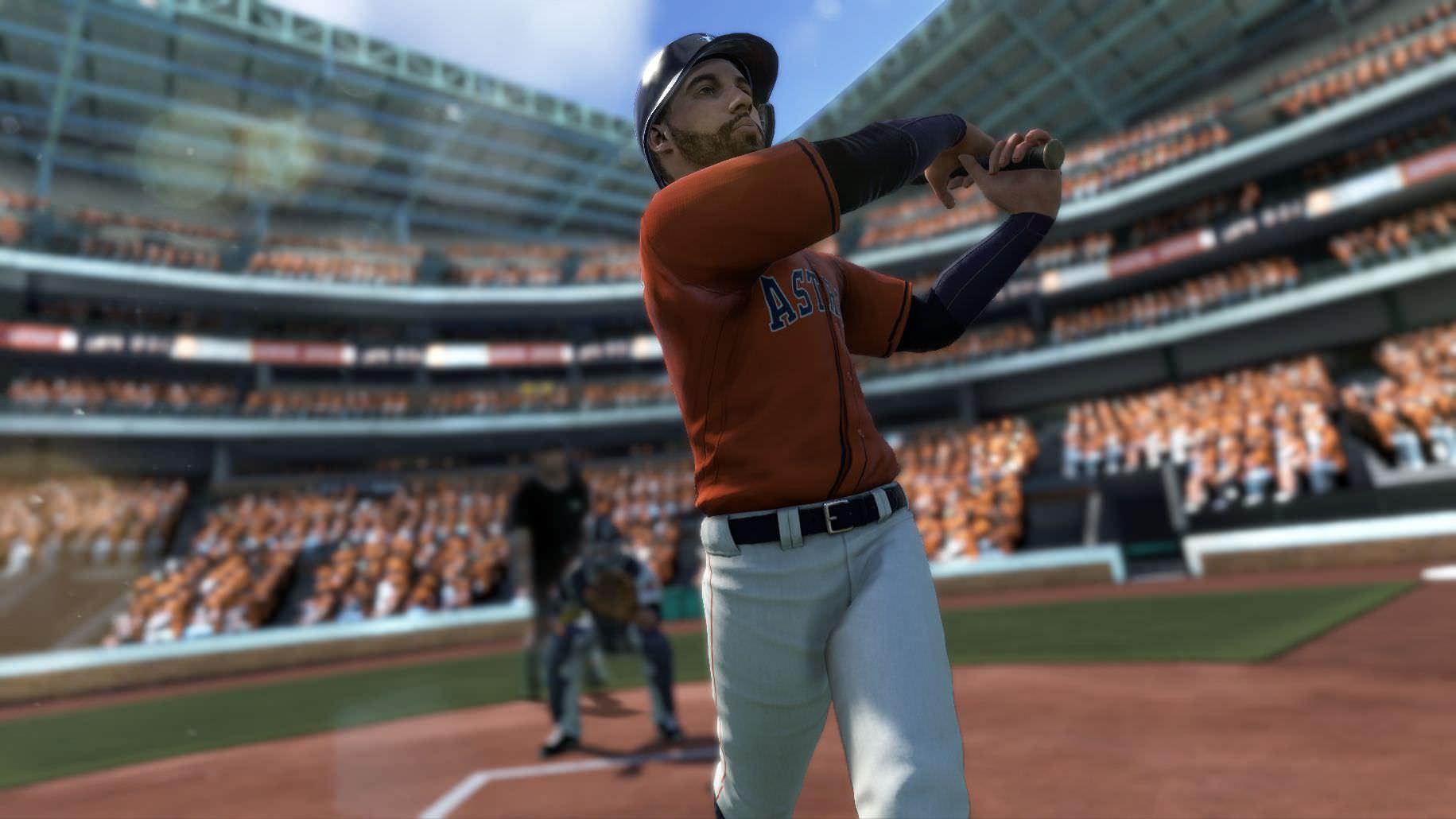 RBI Baseball 18: Descuento del 30% en la eShop de Switch y parche en camino