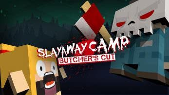 [Act.] Slayaway Camp: Butcher's Cut confirma su lanzamiento en Nintendo Switch: tamaño y gameplay