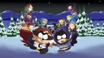 Amazon México lista South Park: The Fractured But Whole para Nintendo Switch