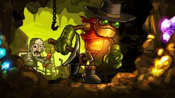 Así luce SteamWorld Dig en Nintendo Switch