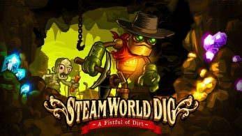 Tráiler de lanzamiento de SteamWorld Dig para Nintendo Switch