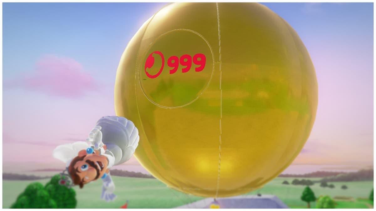 Los soltitlecos protagonizan el último arte conceptual de Super Mario Odyssey compartido por Nintendo