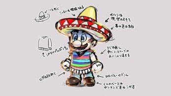 [Act.] El conjunto mexicano protagoniza el último boceto de Super Mario Odyssey que ha compartido Nintendo