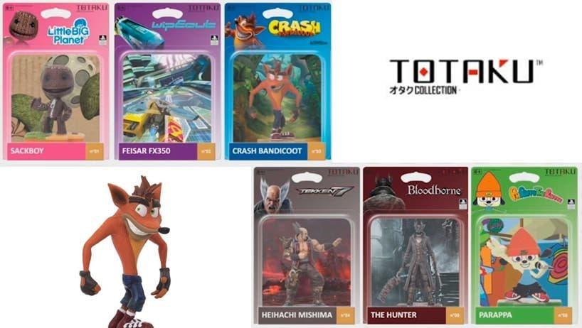 [Act.] Así es Totaku Collection, la nueva colección de figuras de videojuegos exclusiva de GAME España