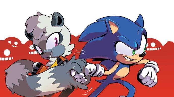 La nueva serie de cómics oficiales de Sonic contará con un nuevo personaje: Tangle