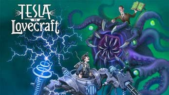 [Act.] Tesla vs Lovecraft llegará a Nintendo Switch