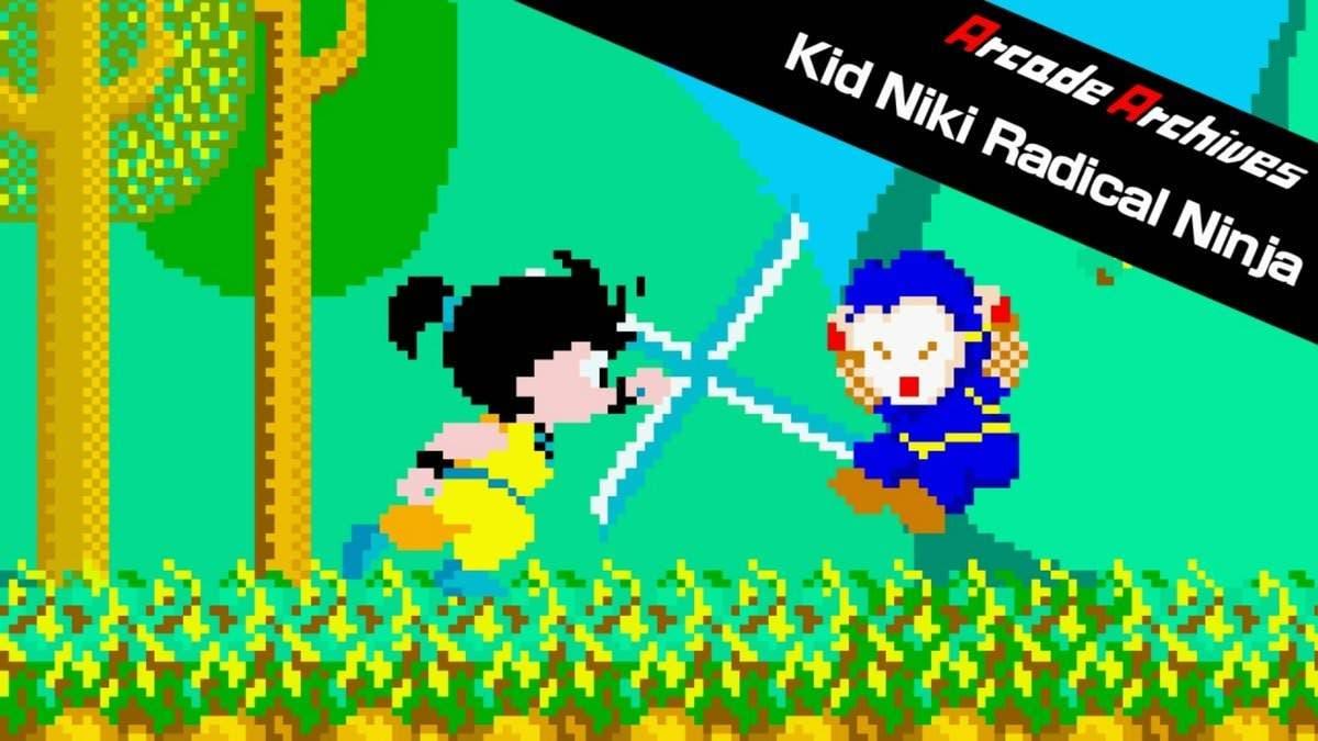 [Act.] Los clásicos de NeoGeo World of Heroes 2 y Kid Niki: Radical Ninja llegan a Switch la próxima semana