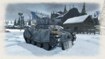 Toneladas de nuevos detalles e imágenes de Valkyria Chronicles 4