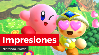 [Impresiones finales] Kirby Star Allies