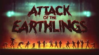 Attack of the Earthlings llegará a Nintendo Switch este verano