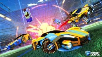 Nuevos juguetes y un DLC de Hot Wheels para Rocket League serán lanzados en otoño