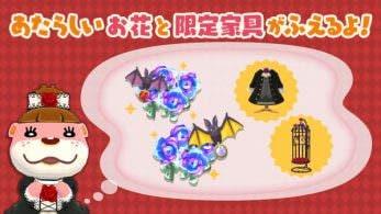 Animal Crossing: Pocket Camp: 20 billetes hoja como compensación por un problema y novedades para el evento de Nuria
