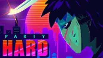 Party Hard debuta en Nintendo Switch este verano