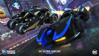 Psyonix anuncia el pack DLC de DC Super Heroes para Rocket League