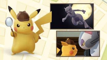 [Act.] Nuevos tráilers de Detective Pikachu y Street Fighter 30th Anniversary Collection