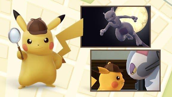 Una demo de Detective Pikachu llega a la eShop occidental de 3DS