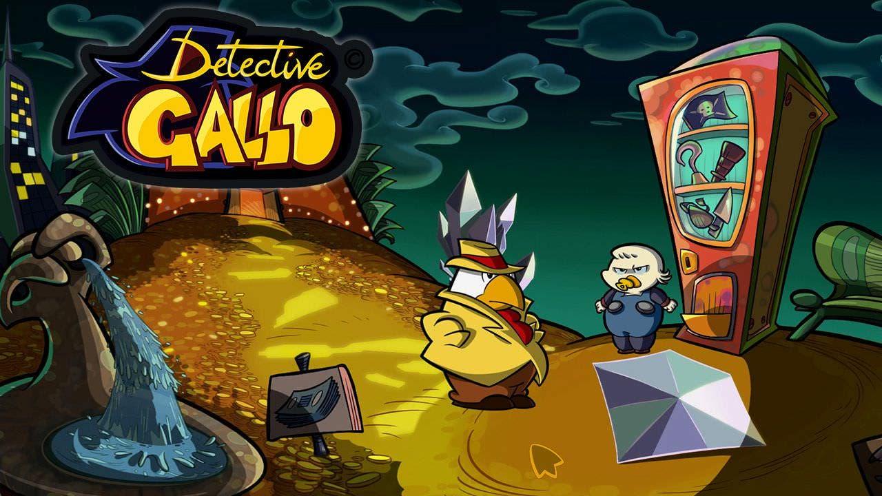 [Act.] Detective Gallo estará disponible la próxima semana en Switch