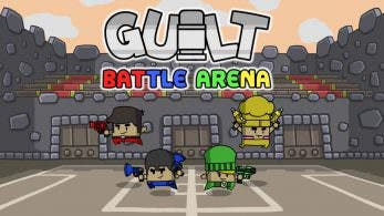 Guilt Battle Arena se actualiza en Switch con interesantes novedades