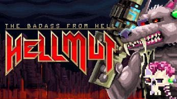 Hellmut: The Badass from Hell llegará a Nintendo Switch