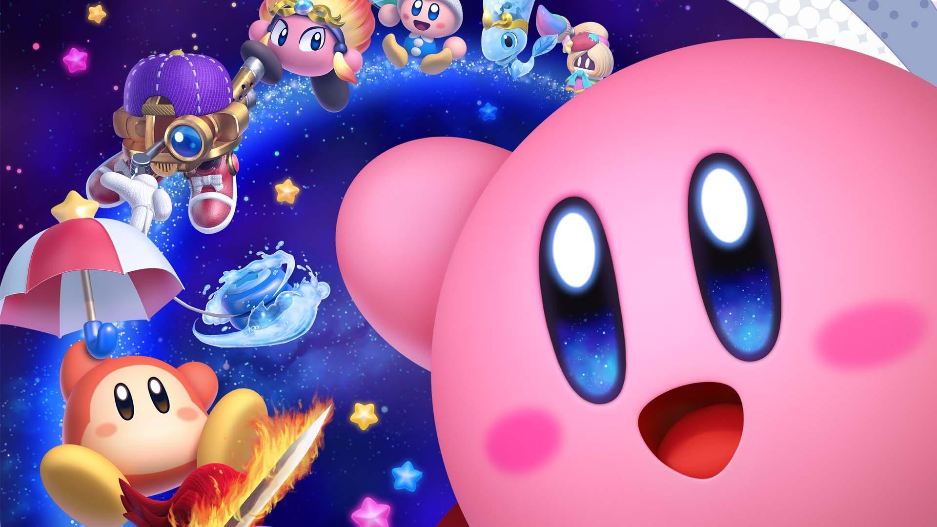La próxima actualización de Kirby Star Allies llega este verano