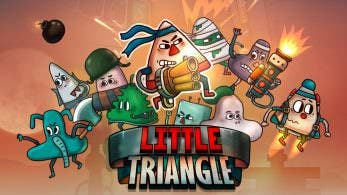 [Act.] Little Triangle llegará a Nintendo Switch