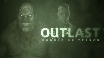 [Act.] Comparación gráfica entre Outlast para Switch y PS4, tráiler de lanzamiento para Switch