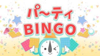Anunciado Party Bingo para Switch