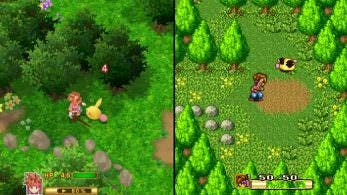 Digital Foundry compara el remake de Secret of Mana con la versión de SNES