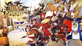 Nintendo mostró interés y solicitó tener Seven Knights en Switch