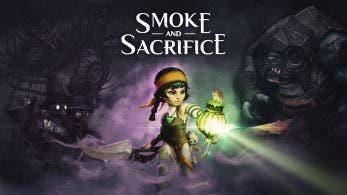 [Act.] Smoke and Sacrifice confirma su estreno en Switch para el 31 de mayo