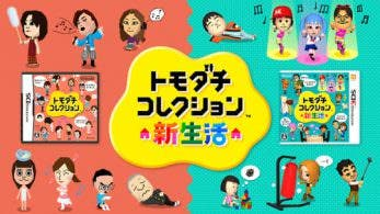 La saga de Tomodachi Life ha vendido casi 10 millones de copias