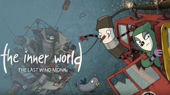 [Act.] El sitio de Headup Games lista Windscape, Toby: The Secret Mine y The Inner World: The Last Wind Monk para Switch