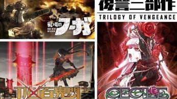 CyberConnect2 anuncia Trilogy of Vengeance para Nintendo Switch en Japón