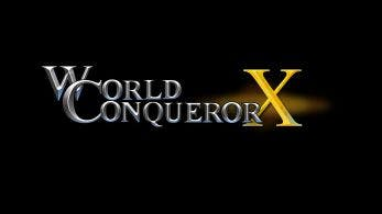 [Act.] Anunciado World Conqueror X para Nintendo Switch